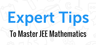 How to study Maths for JEE.