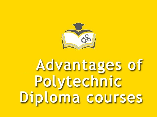 Benefits of polytechnic