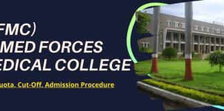 AFMC Course details