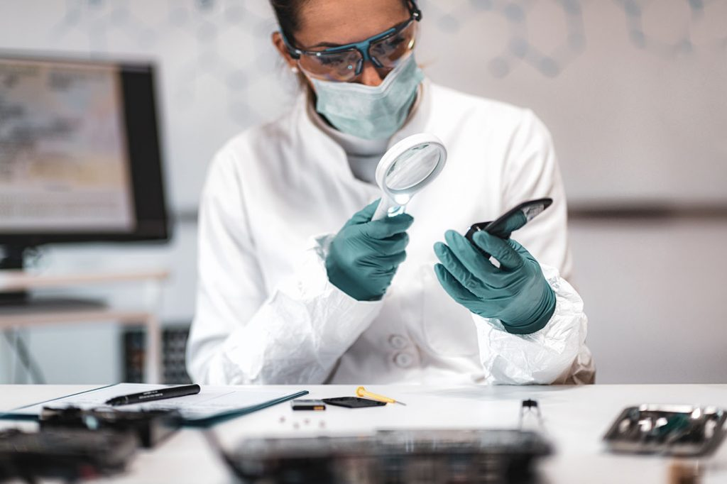 Career as a Forensic Expert