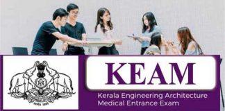 KEAM Exam