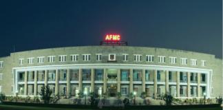 AFMC Cut Off