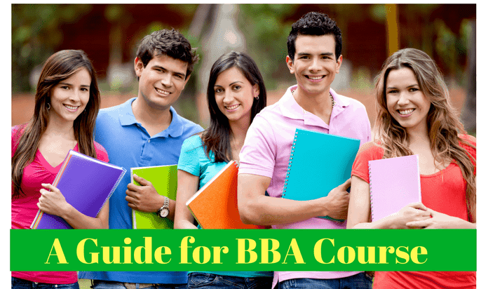 BBA it's Subjects