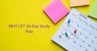 How to prepare for MHT CET in one month