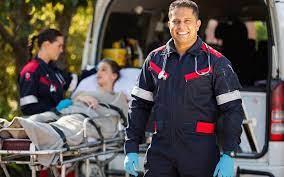Paramedic in India