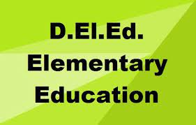 Diploma in Elementary Education course