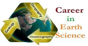 Master in Earth Science in India