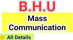BHU Mass Communication